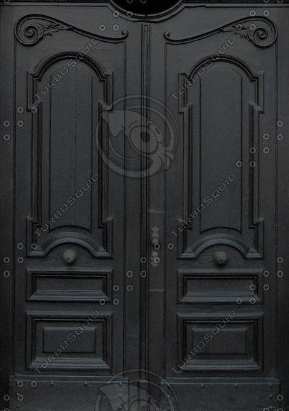 Black Door Texture Texture Maps Architecture Doors Tags