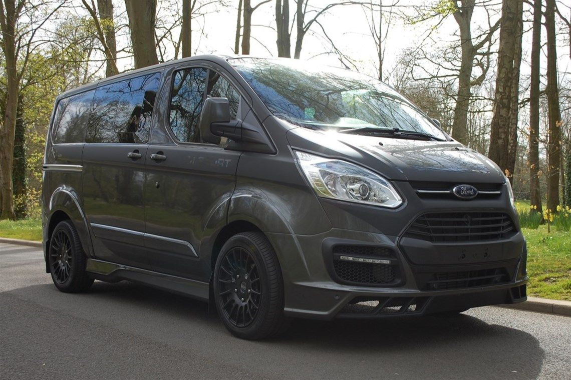 multiple colors united states free delivery m-sport-transit-custom-panel-and-crew-van | A_Griswolds ...