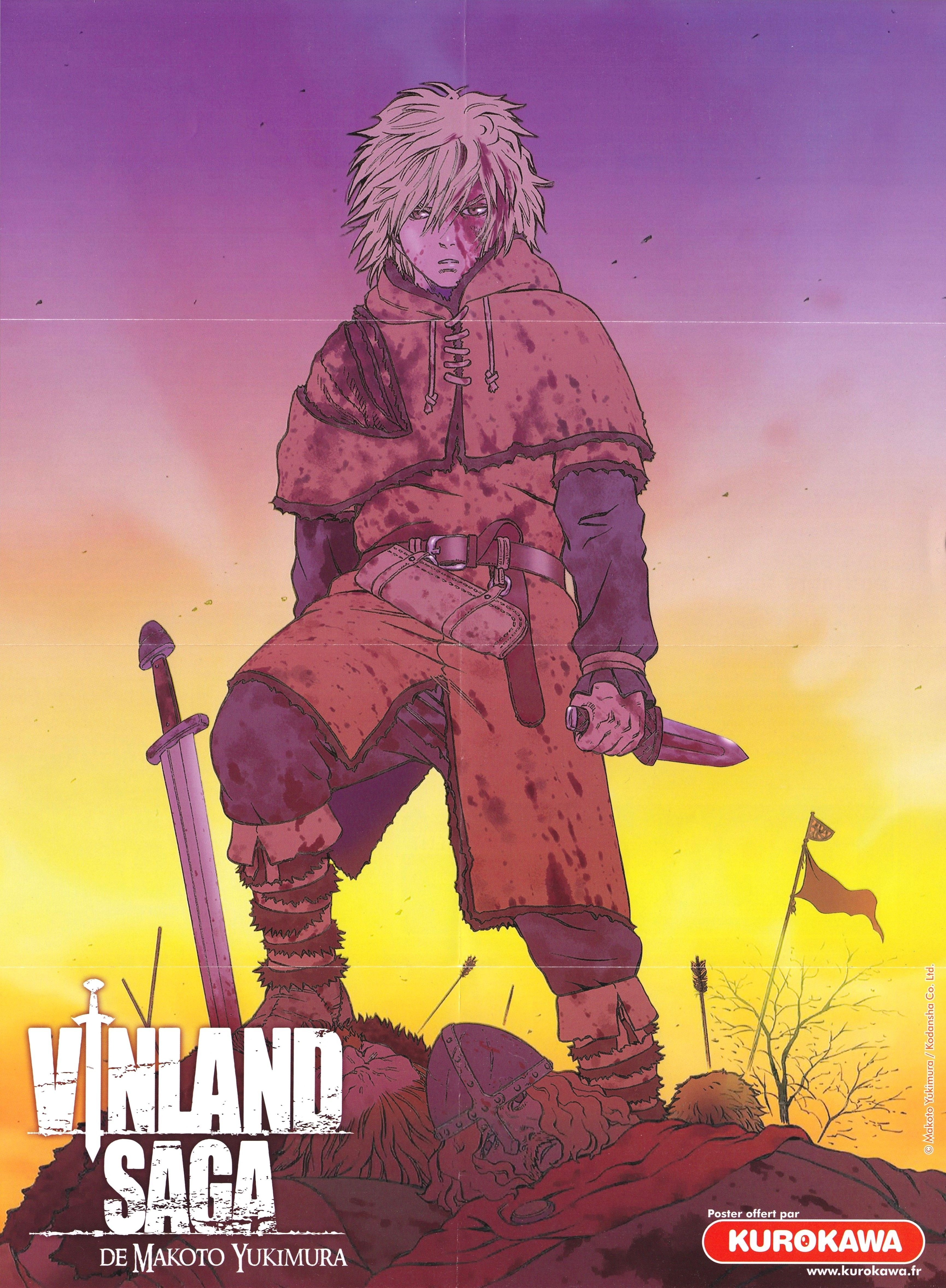 Vinland Saga Phone Background (With images) Vinland saga