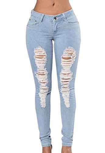 f7c8a6a36526 Scothen Femmes Jeans Pantalons Skinny Tube Jeans High Waist Jeanshose  Highbands Leggings Pantalons Jeans Optics Leggings