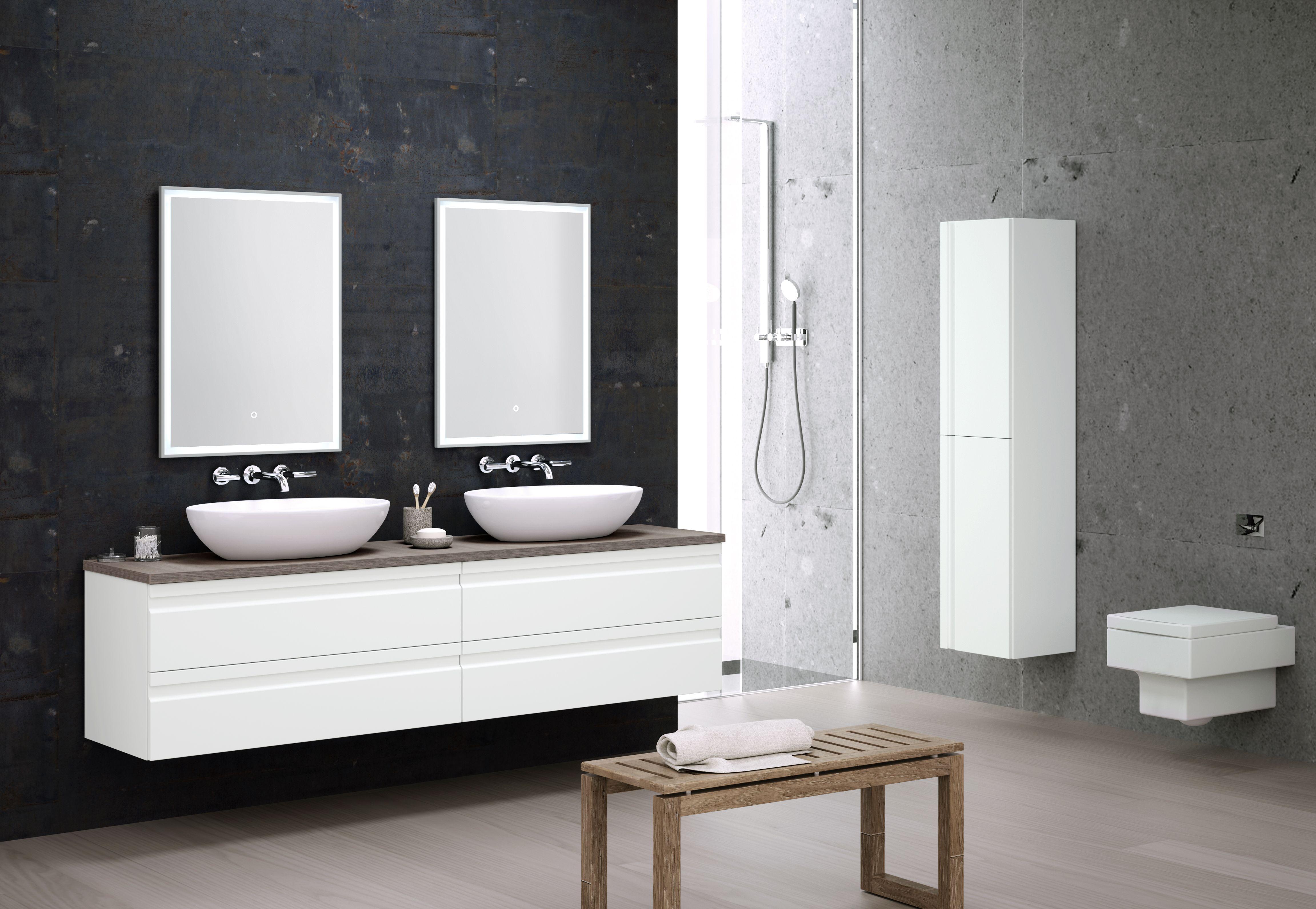 Pin von KAME bathroom furniture auf Bathroom furniture collection ...
