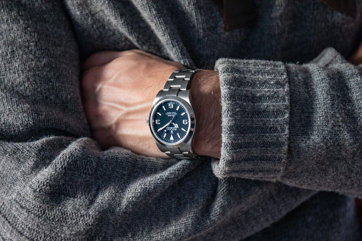 A Week On The Wrist: The Rolex Explorer Reference 214270 - HODINKEE #rolexexplorer