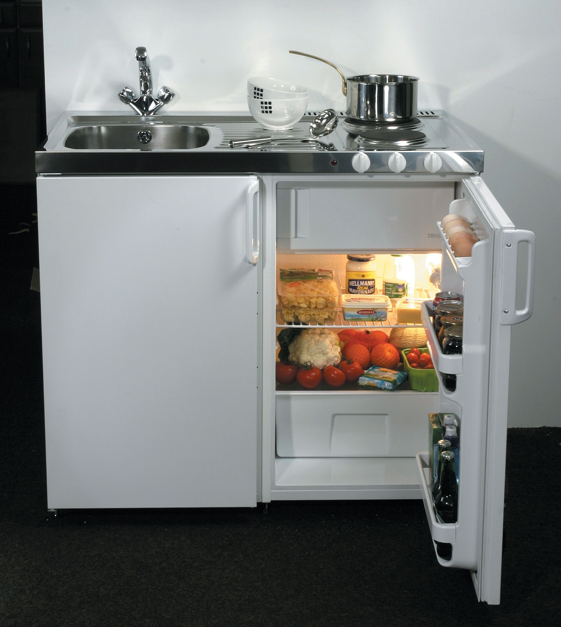 John strand mini kitchen