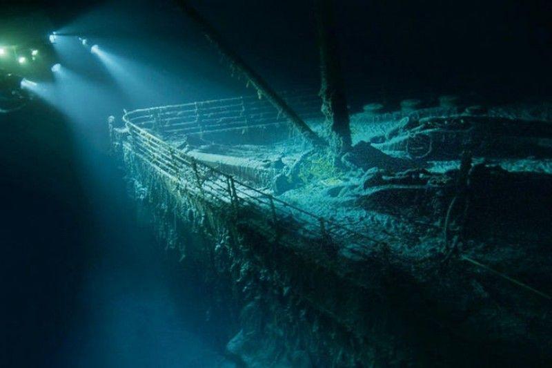 بالصور كل ما تريد معرفته حول سفينة التيتانيك Titanic Ii Submarino Barcos Mundo