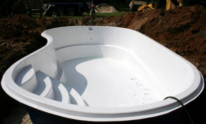 Cost Of Fiberglass Inground Pools Installation And Benefits