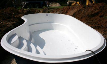 fiberglass pools | fiberglass inground pools,inground pool cost ...