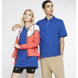 Photo of The Nike Polo Slim Fit Polo (Unisex) – Blue Nike