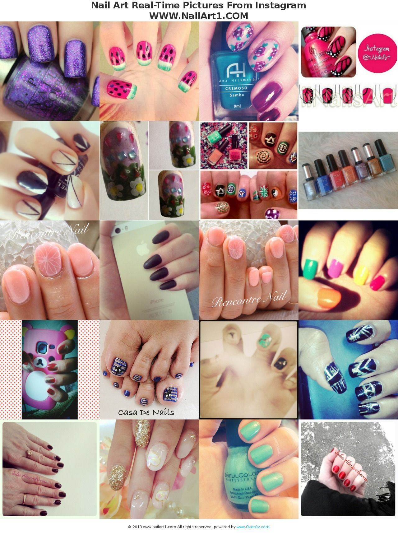 Nail Art - Source: http://www.nailart1.com