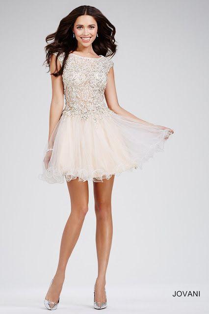 Vestidos de noche para chicas jovenes