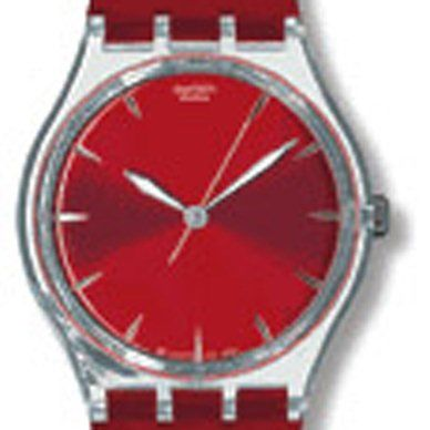 Swatch Bloody-Mary GK359 - 2001 Fall Winter Collection (great true red)