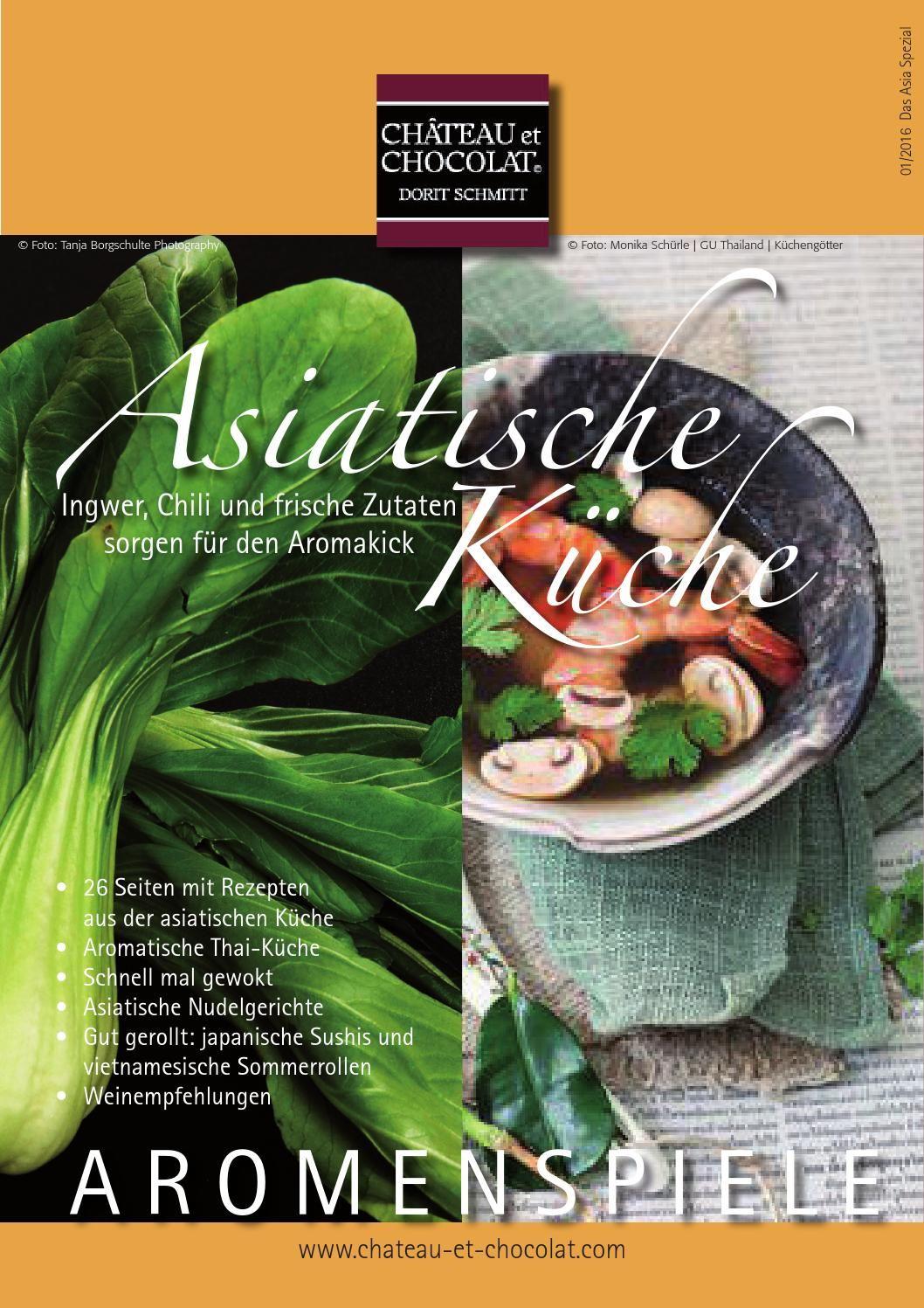 Asiatische Küche | Asiatische Kuche