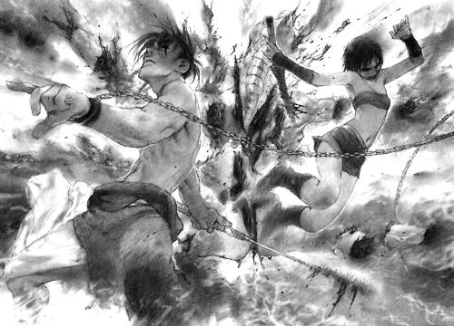 hiroaki samura tumblr 沙村 広明 イラスト 無限の住人