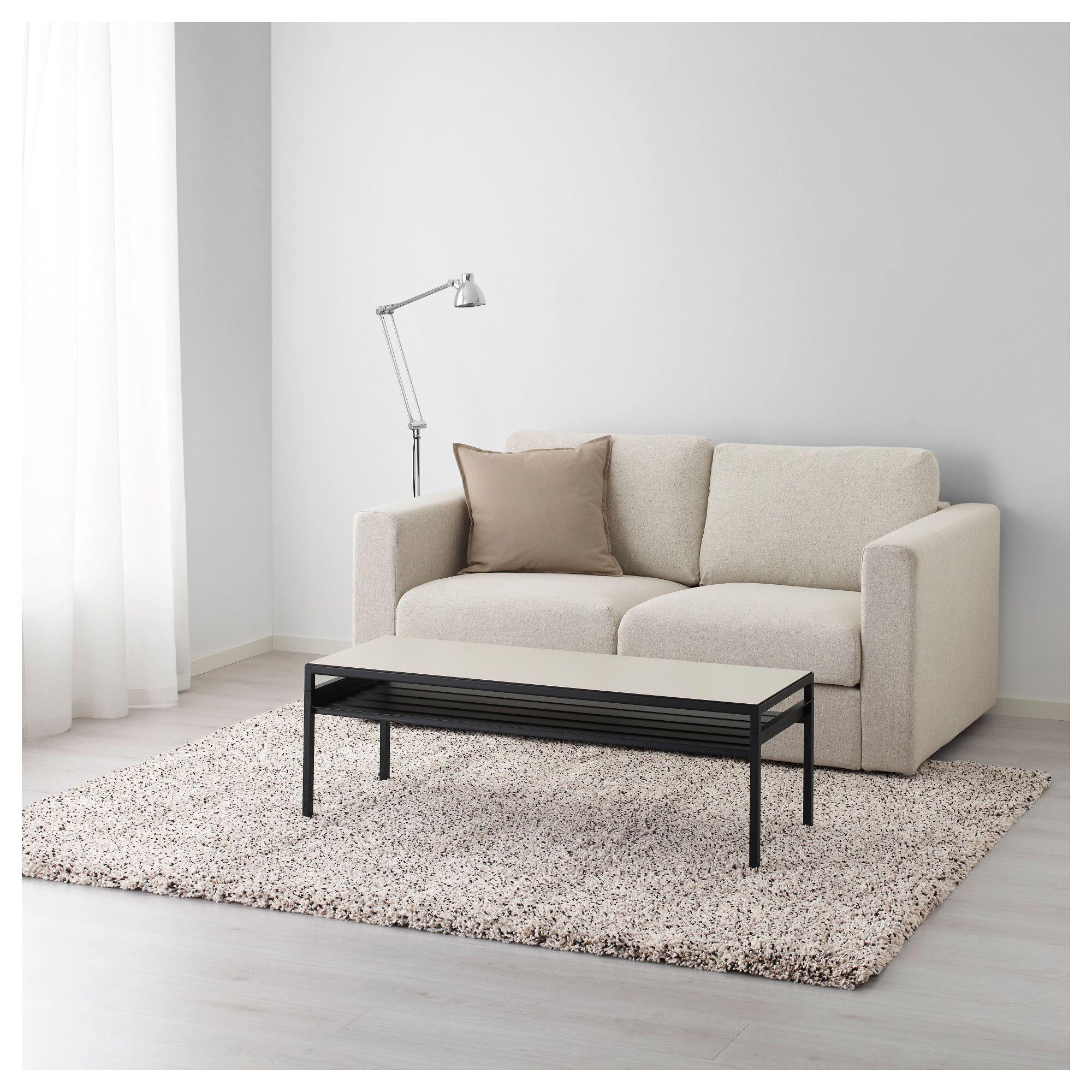 Ikea Vindum Rug Grey
