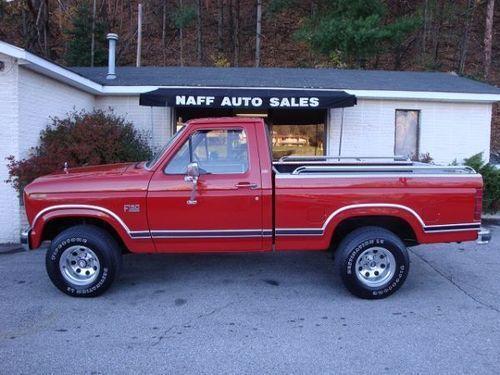 1985 ford f150 ford 80 86 pinterest ford rh pinterest com 2002 Ford Explorer Fuse Box Layout 97 Ford Explorer Fuse Box Layout