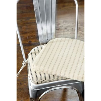 Lovely Marian Metal Chair Cushion $59