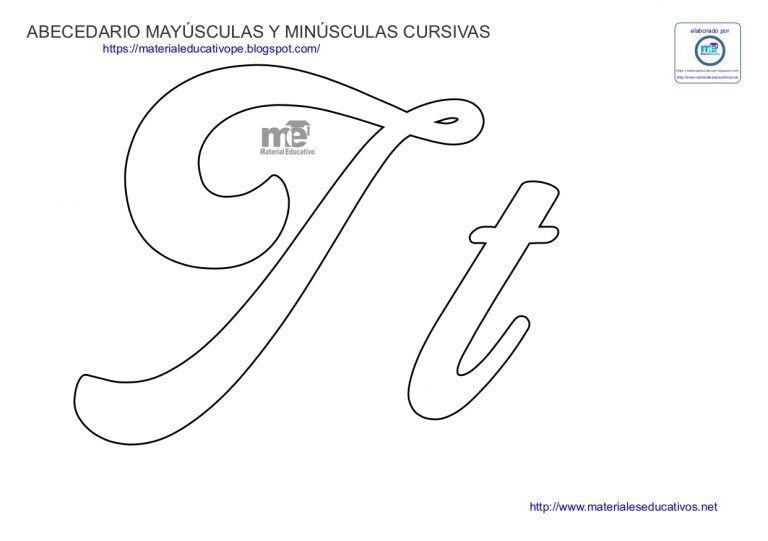 Moldes De Letras Cursivas Mayusculas Y Minusculas Moldes De Letras Letras Cursivas Moldes De Letras Cursiva