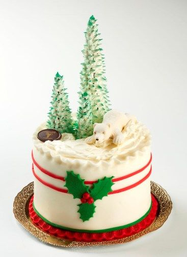 I Panettoni 2012 incontrano il cake design - L'espresso food