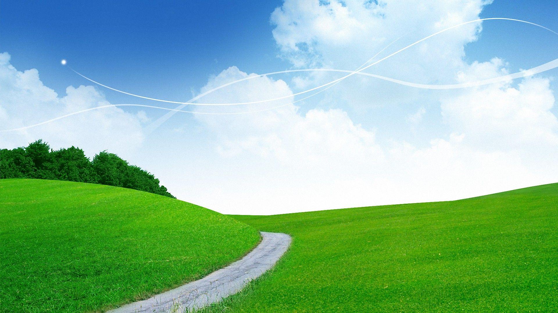 Dream World Fantasy Landscapes Backgrounds Beautiful Wallpaper Hd Scenery Cloud