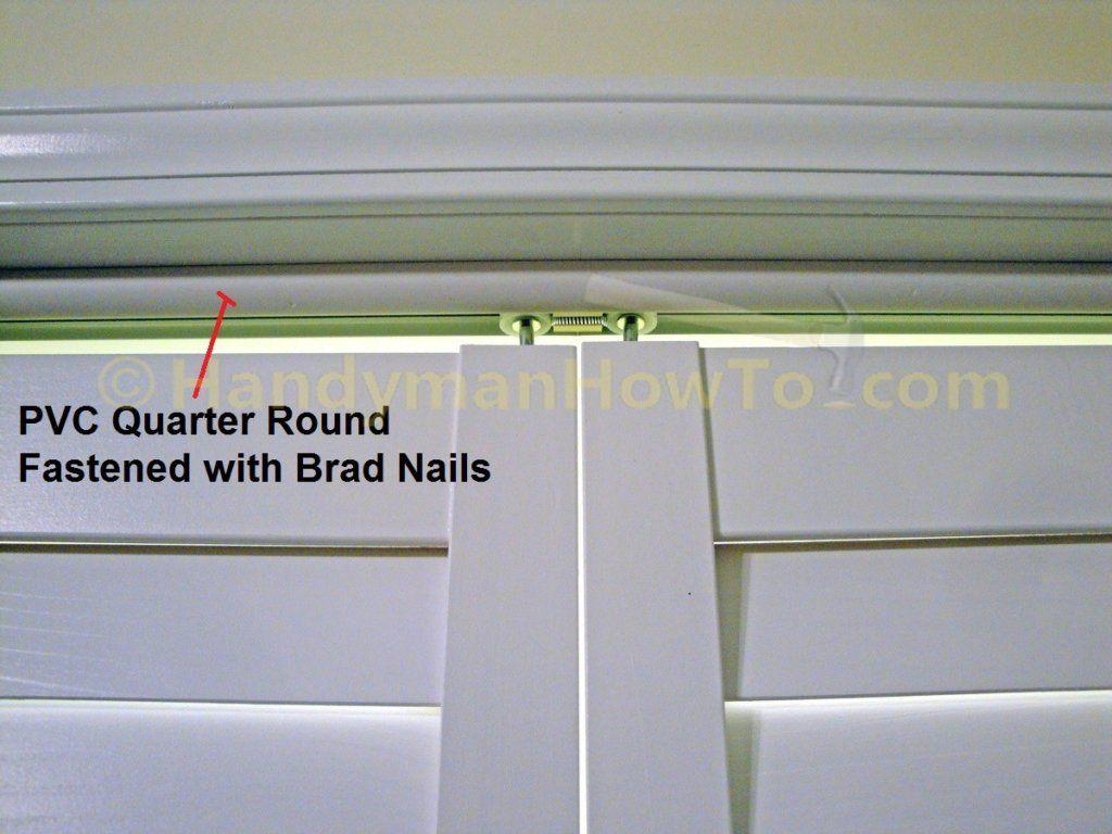 How to Install a Bi-Fold Closet Door - HandymanHowto.com ...
