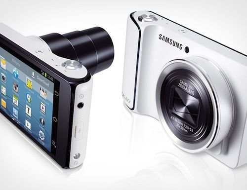Samsung Galaxy Smart Camera | stupidDOPE.com | Geek + Tech ...