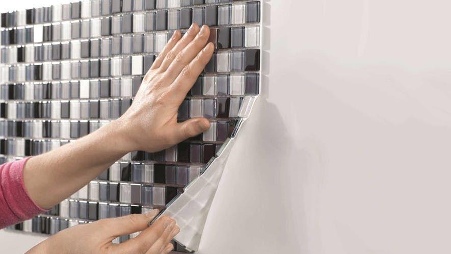 Fliesenschienen Verwendungstipps Wissenswertes Obi Mosaikfliesen Fliesen Kleines Bad Gestalten