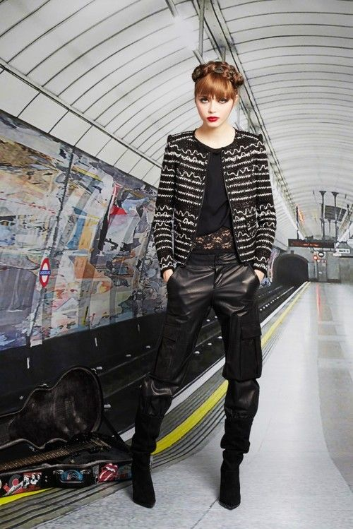 Alice + OliviaPre-Fall 2013 Collection
