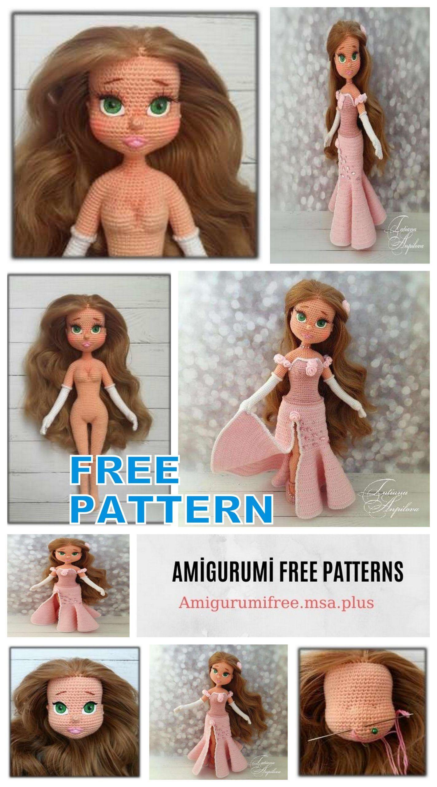 Resultado de imagem para nines amigurumi pinterest | Knitted dolls ... | 2560x1423