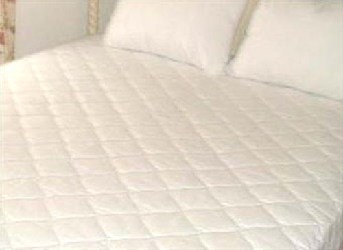 Mattress Pad Camper King Size 72x80 100 Cotton Face Plush By Ab