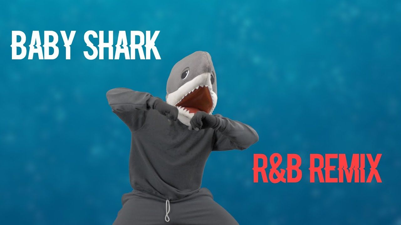 Baby Shark (R&B Remix) - YouTube | Hilarious (Or At Least