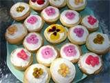 Ideas for Cake Decorating With Real Flowers
