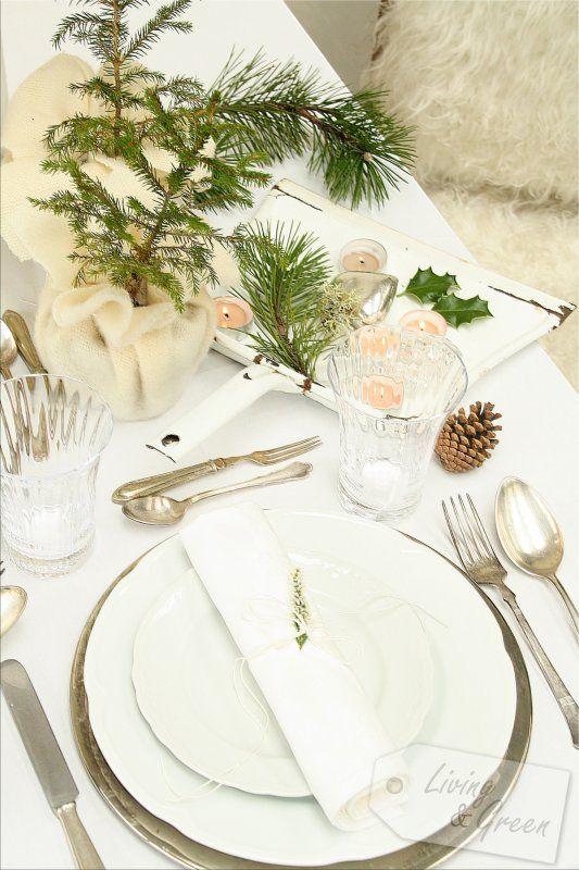 Christmas tabel decoration dekoration weihnachten for Tischdekoration weihnachten dekoration