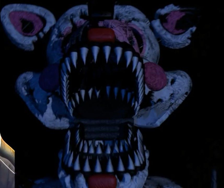 Baby S Nightmare Circus Funtime Foxy Jumpscare Fnaf Nightmare Jumpscare