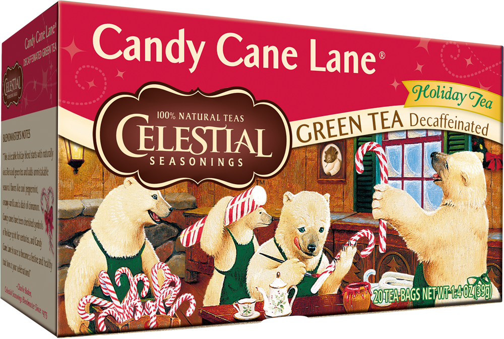 This tea is only available during Christmas, but you can order it online, it's sooooo delicious