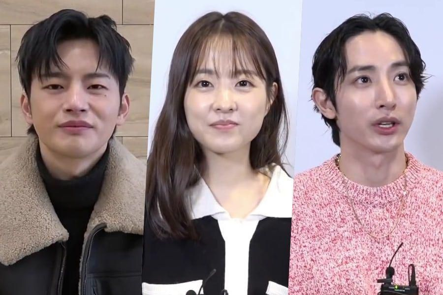 "Watch: Seo In Guk, Park Bo Young, Lee Soo Hyuk, And More Share What To Anticipate In ""Doom At Your Service"""