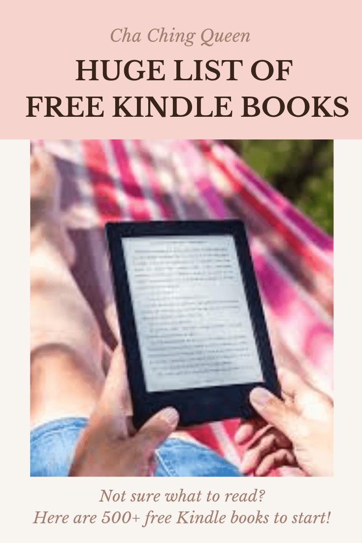Big List Of Free Amazon Kindle Books Amazon Kindle Books Free Kindle Books Worth Reading Free Kindle Books