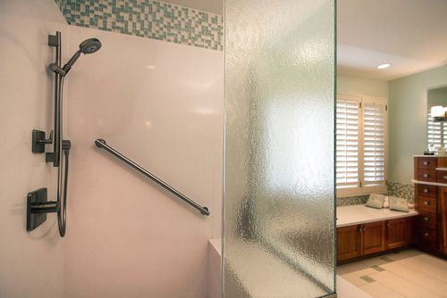 ada grab bars shower placement google search