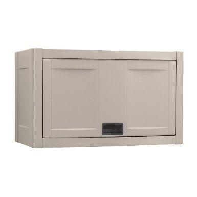 Suncast C1500k Utility Wall Cabinet Amazon Com Wall Cabinet