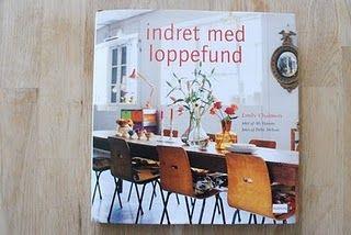 Danish interior picture book