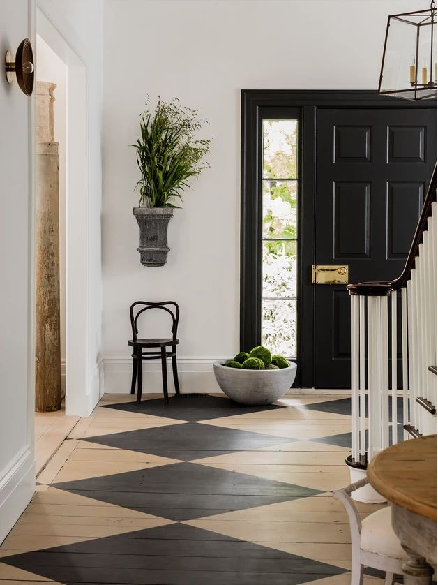 Old Meets New in This Stunning Historical Home | lark & linen