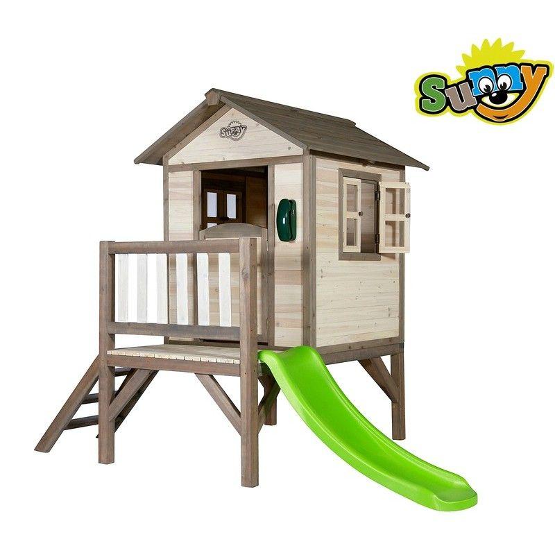 Sunny kerti játszóház Lodge XL C050.001.00 | Irány a szabadba ...
