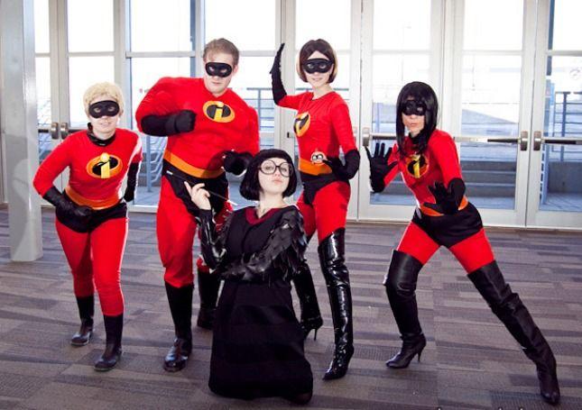 130 Winning Group Halloween Costume Ideas - cool group halloween costume ideas