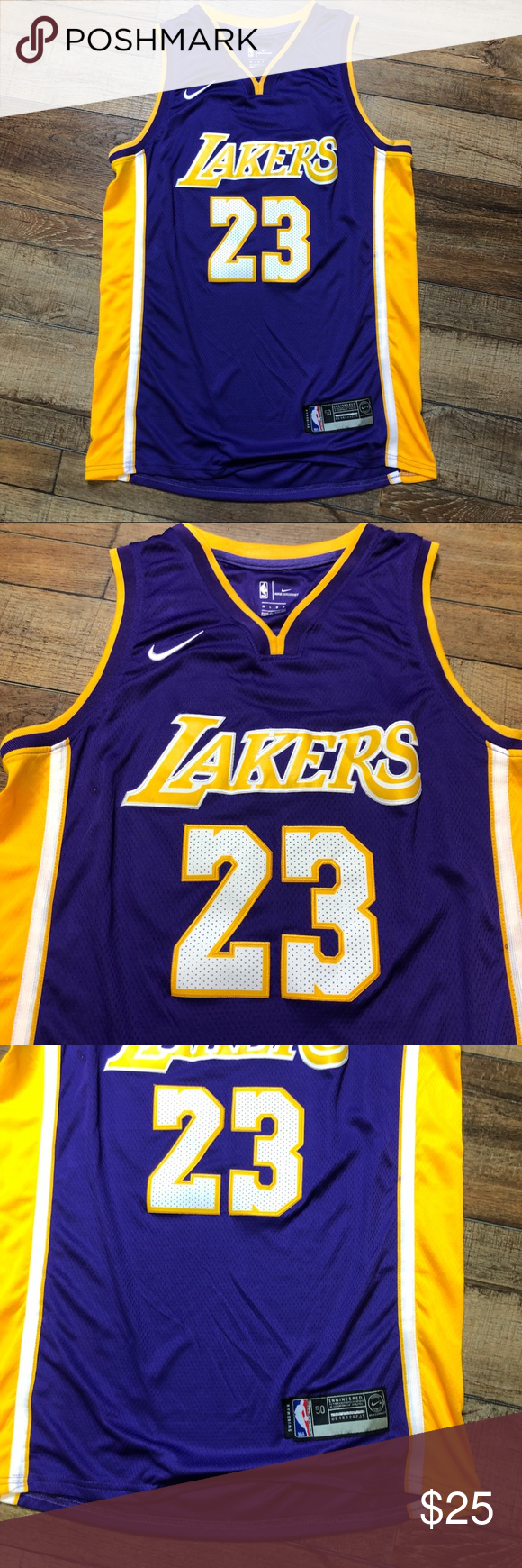 uk availability ca29d 4a28b Lebron James LA Lakers NBA Swingman Jersey 🔥🔥 Perfect ...