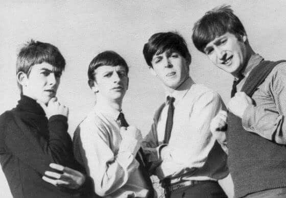The Beatles 😍