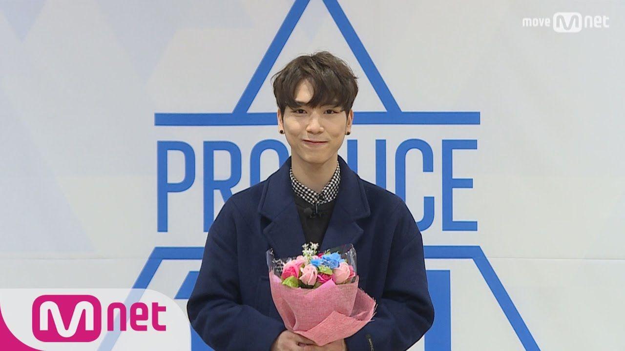 PRODUCE 101 season2 투에이블컴퍼니ㅣ주원탁ㅣ소스윗한 음색남 @자기소개_1분 PR 161212 EP.0