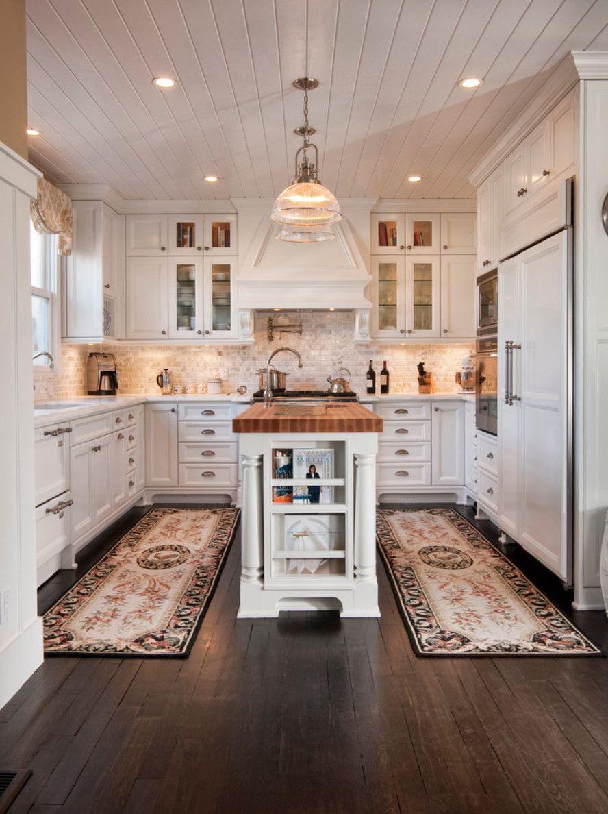 Cape Cod Kitchen Design | Cape Cod Traditional Kitchen Magnificent ...