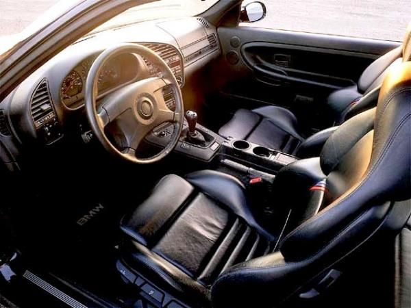 E36 Bmw M3 Interior Leather Black Dashboard Pictures Com