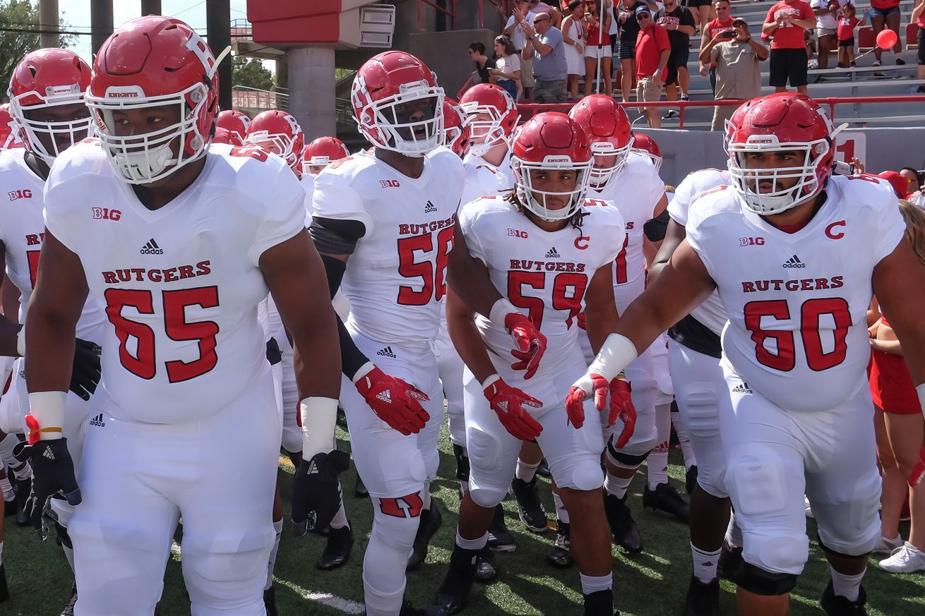 Rutgers Football S Tariq Cole Dorian Miller And Gus Edwards Named B1g Honorable Mention Rutgers Football Football S Rutgers