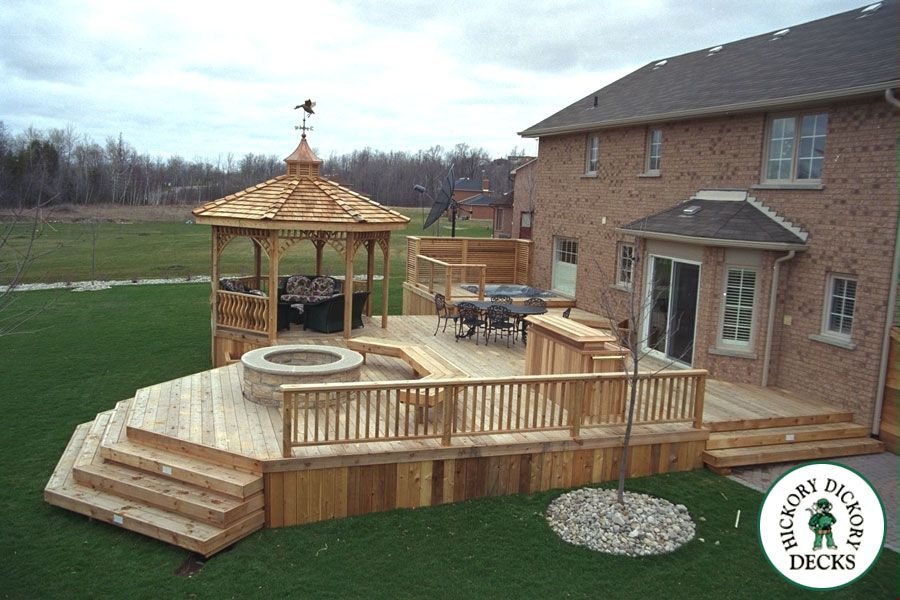 17 best images about decks and patios on pinterest backyard patio designs patio design and extra - Home Deck Design