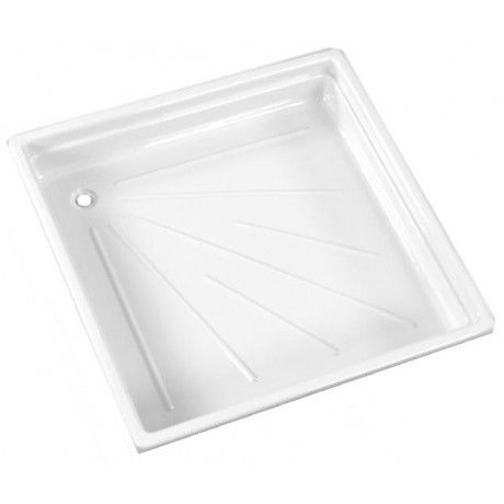 receveur de douche en plastique