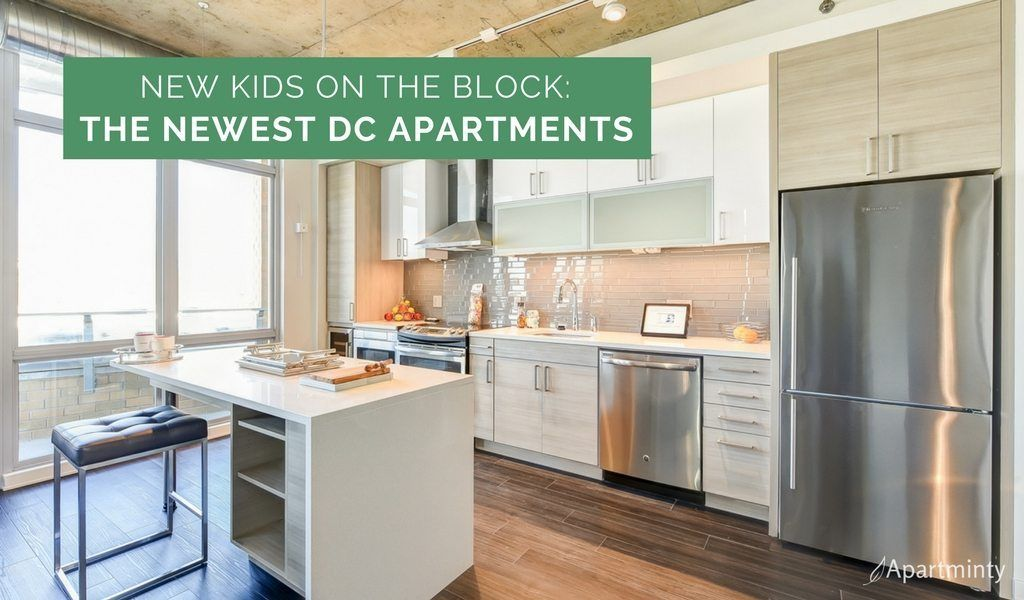 New Kids On The Block The Latest Greatest New Dc Apartments For